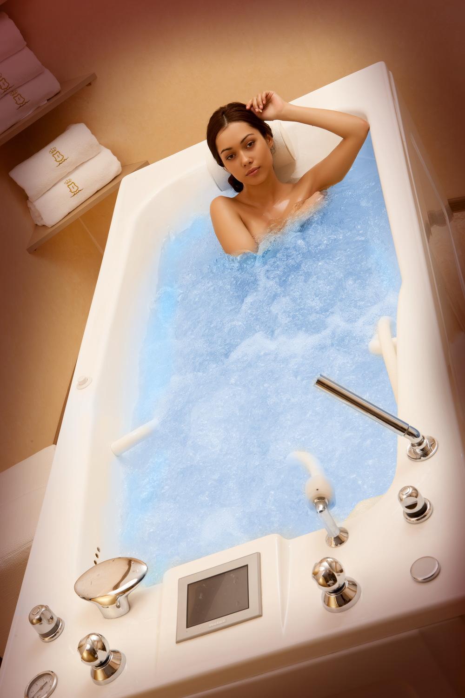 Фото в домашних условиях в ванне